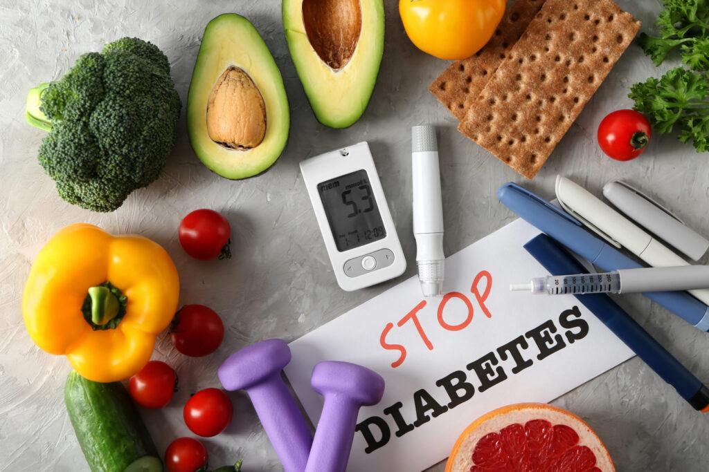 Bahan Alami Atasi Diabetes