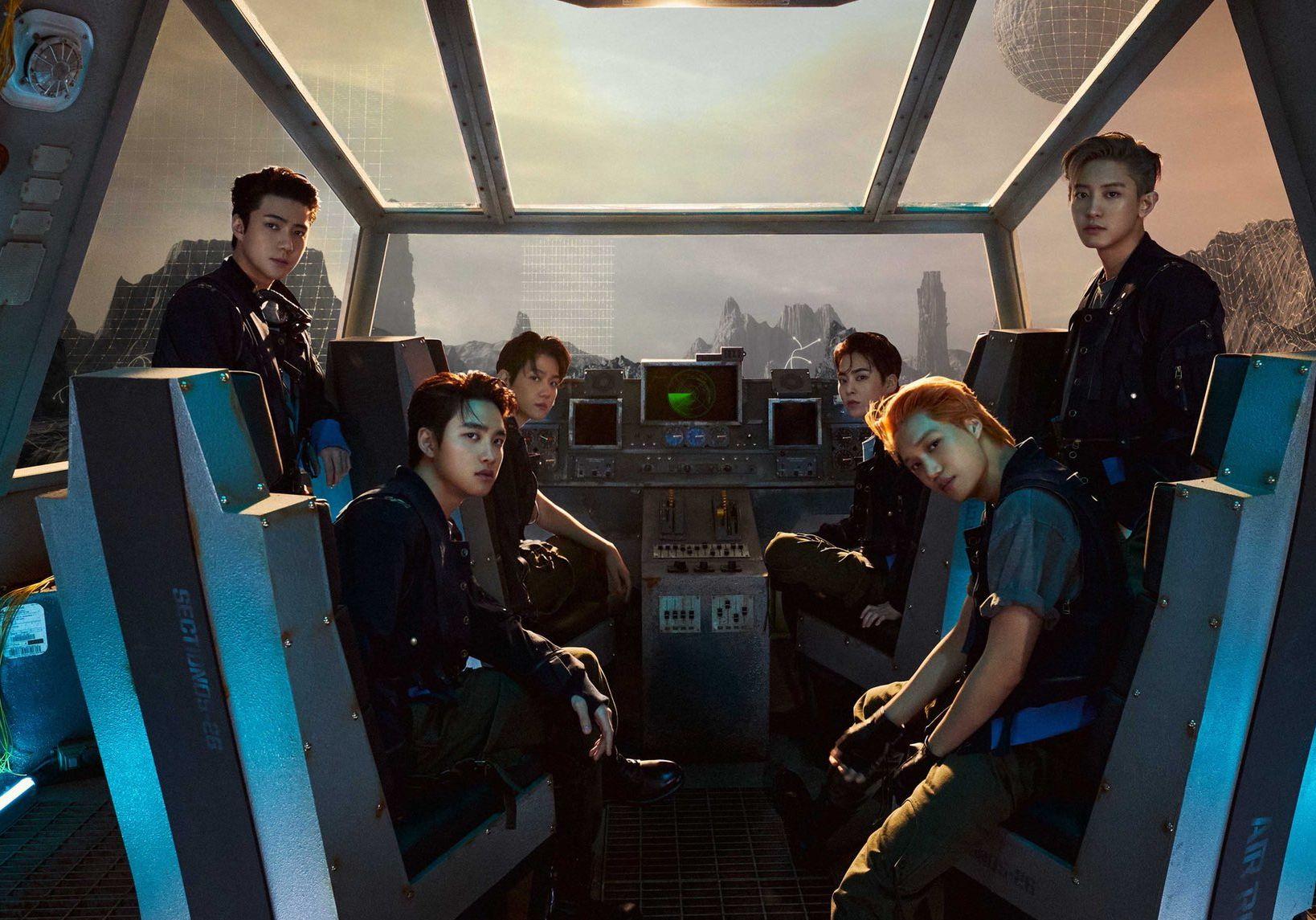 EXO Ship Saga